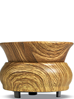 Wood Grain Simmer Pot