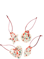 Ornament Go-Card Variety Pack
