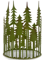 Tree Forest Accent Shade