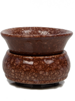 Brown Textured Simmer Pot
