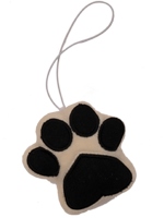 Paw Print Hang-It