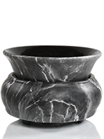 Black Marble Simmer Pot